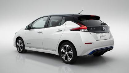 Nový Nissan Leaf je tu. Vypadá dobře a ujede 380 km! 18