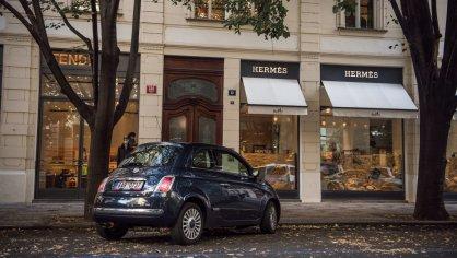 Fiat 500 1.4 16v ve městě 2