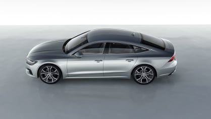 Audi A7 2018 16