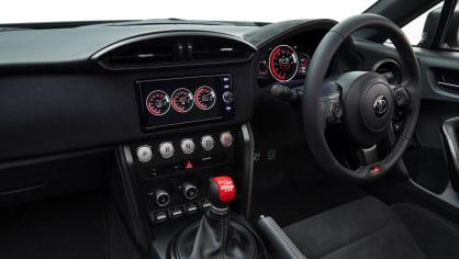 Hybridní sporťák Toyota GR HV Sports Concept. 8