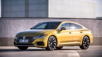 Volkswagen Arteon R-Line 2.0 TSI exteriér 12