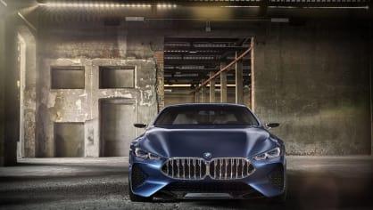 BMW Concept řady 8 10