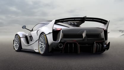 Ferrari FXX K Evoluzione 6