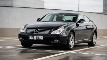 Mercedes-Benz CLS 320 CDI exteriér 1