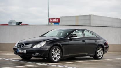 Mercedes-Benz CLS 320 CDI exteriér 4