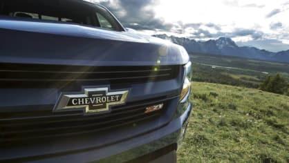 Chevrolet Colorado a Silverado ve výroční edici Centennial. 10