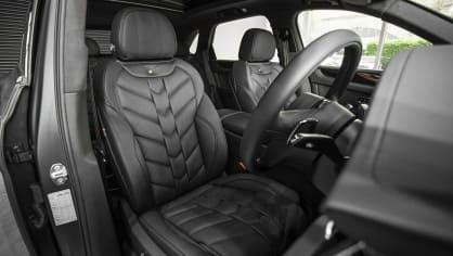 Bentley Bentayga od Kahn Design 6