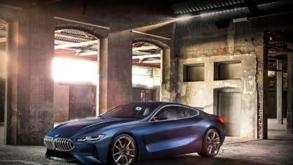 BMW Concept řady 8 8