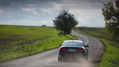 Audi A5 Sportback 2.0 TDI jízda 5