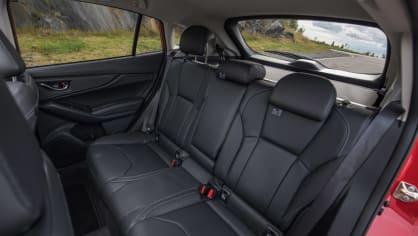 Nové Subaru Impreza je prostorný hatchback. 18