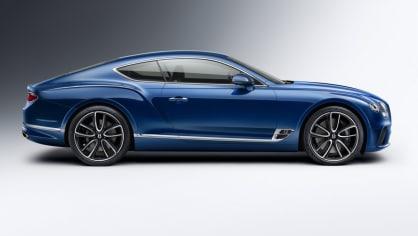 Bentley odhalilo nový Continental GT, vládce luxusních kupé. 19
