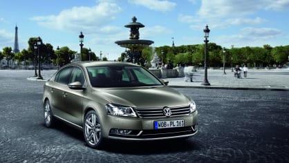 Volkswagen modely pro svolávací akci 1