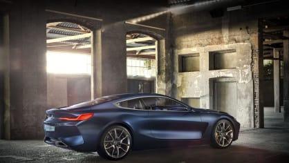 BMW Concept řady 8 9