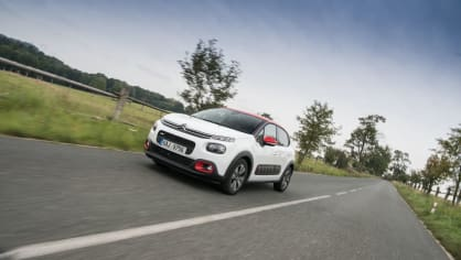 Citroën C3 1.2 PureTech jízda 12
