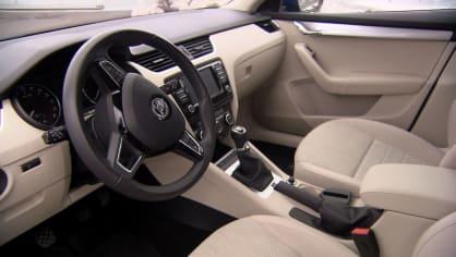 Škoda Octavia III. generace 4