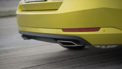 Škoda Superb 2.0 TSI 4