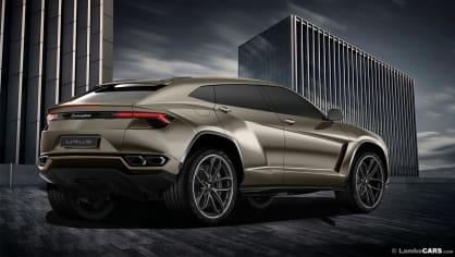 Lamborghini Urus má zaujmout ženy - Obrázek 14
