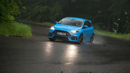 Takhle jsme proháněli nový Focus RS 2