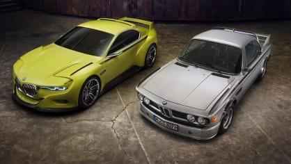 BMW 3.0 CSL Hommage -