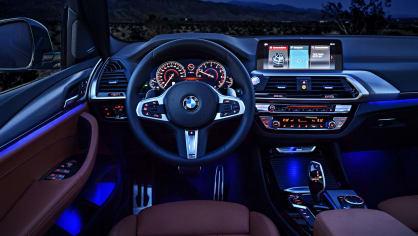 Nové BMW X3 18
