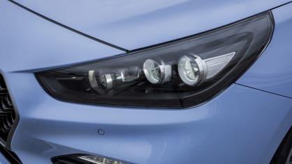Prohlédněte si ostrý hatchback Hyundai i30 N do detailu. 13