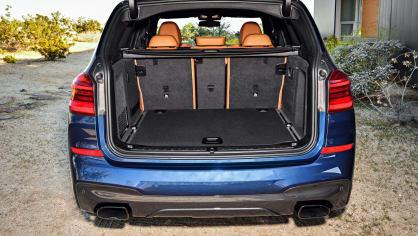 Nové BMW X3 9