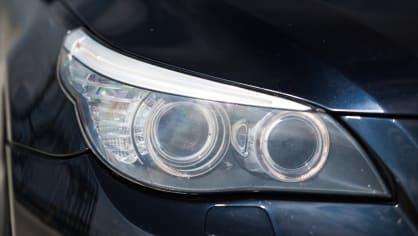 BMW 530i E60 exteriér 8