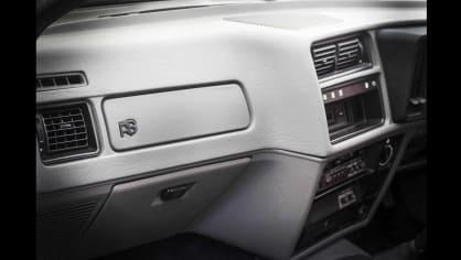 Ford Sierra RS500 Cosworth je vyhledávaná rarita. 13