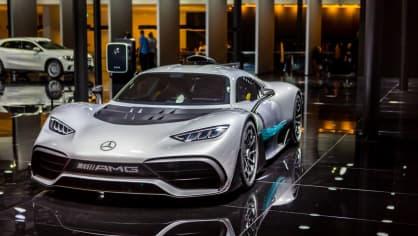 Nejexkluzivnější novinky autosalonu ve Frankfurtu 52
