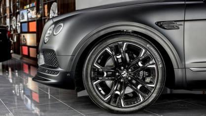 Bentley Bentayga od Kahn Design 3