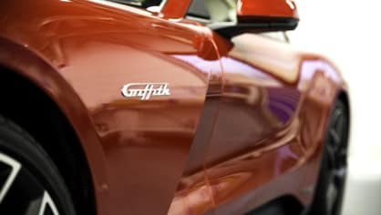 TVR Griffith 7
