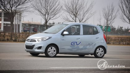 Hyundai i10 Electric Vehicle