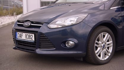 Test ojetiny Ford Focus 16
