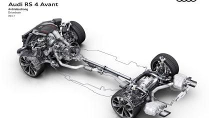 Audi RS4 Avant 26