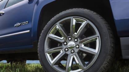 Chevrolet Colorado a Silverado ve výroční edici Centennial. 2