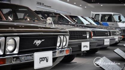 Hyundai Pony 1974 1