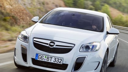 Opel Insignia OPC 5
