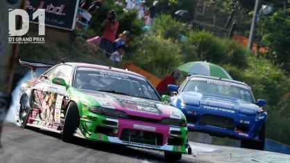 D1 Grand Prix show 6