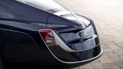 Nejdražší auto světa. Rolls-Royce Sweptail 6