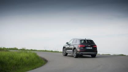 Nové Audi Q5 v pohybu 3