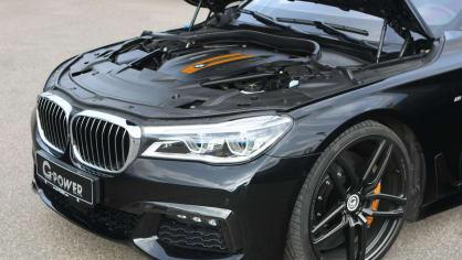 BMW 750d G-Power 5