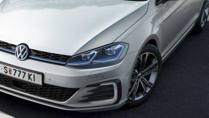 Volkswagen Golf GTE 2017 3