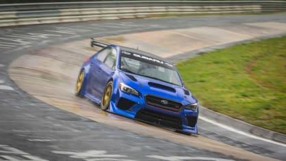 Speciál Subaru pro rekord na Nürburgringu 14