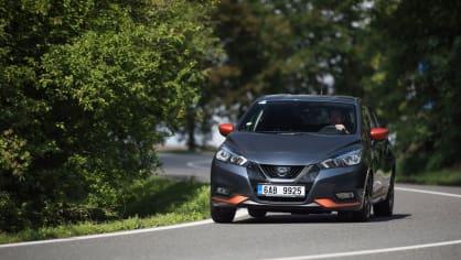 Nissan Micra 0.9 IG-T jízda 2