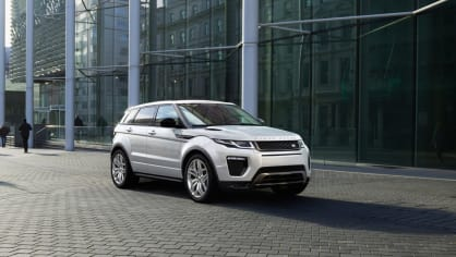 1. Range Rover Evoque