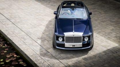 Nejdražší auto světa. Rolls-Royce Sweptail 2