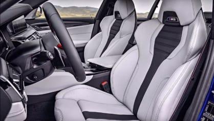 BMW M5 2018, 5