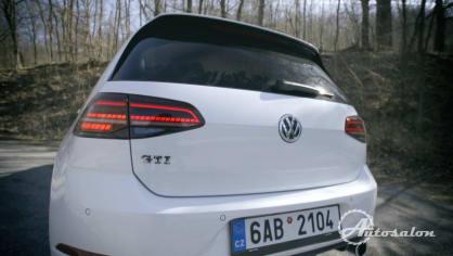 Obojživelník VW Golf GTI 3