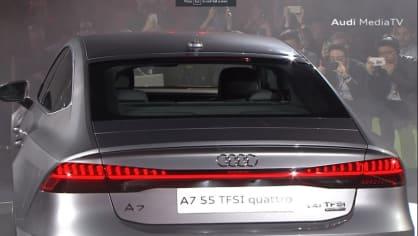 Audi A7 2018 25
