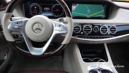Mercedes S 400d 7
